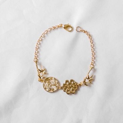 Chinese Knot Bamboo Bracelet