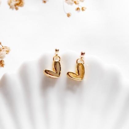 Self Love Gold Earring