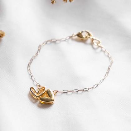 Self Love Gold Bracelet